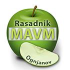 MAVM rasadnik logo